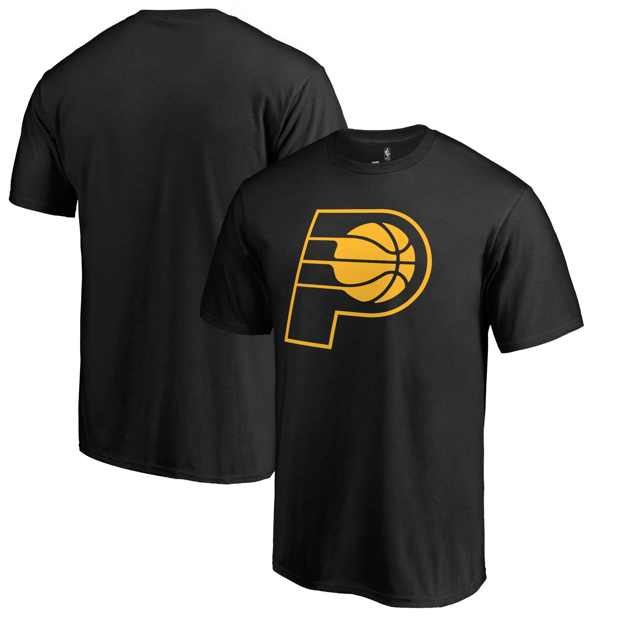 Indiana Pacers Fanatics Branded Taylor T-Shirt - Black