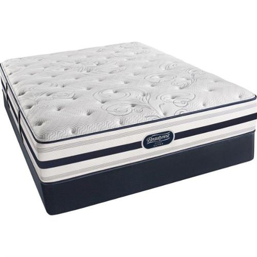 Beautyrest Recharge Ultra Bay City Plush Mattress-Twin Xl