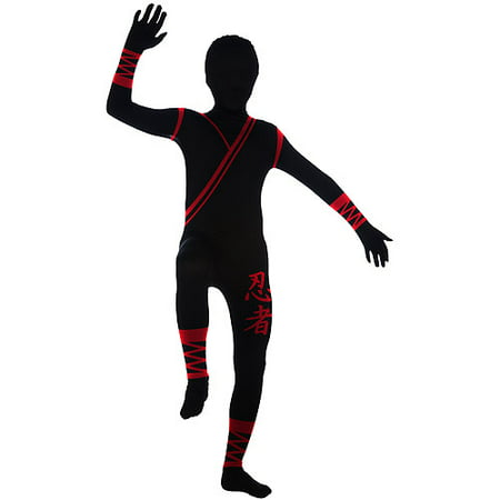 Ninja 2nd Skin Child Halloween Costume](2nd St Long Beach Halloween)
