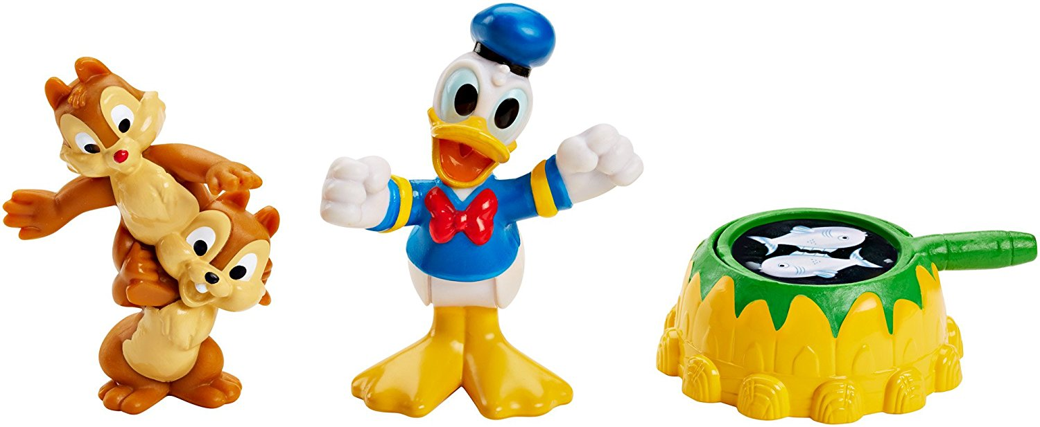 Fisher-Price Disney Mickey Mouse Clubhouse - Silly Grillin\' Donald ...