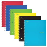 Five Star Wirebound Notebook, 1 Subject, Graph Ruled, Color Choice Will Vary (08907)