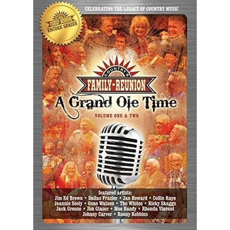 Country Family Reunion: A Grand Ole Time 1-2 (DVD) - Family Reunion Themes
