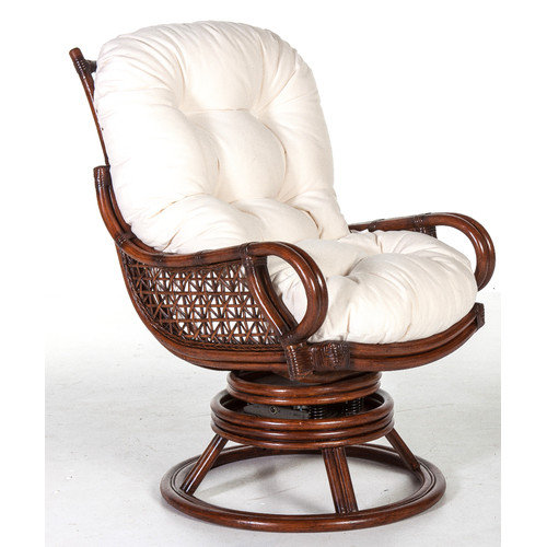 Acacia Home and Garden May Flor Rocking Chair