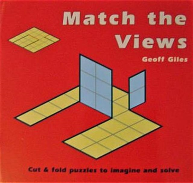 Match the Views : Cut and Fold Puzzles to Imagine and Solve