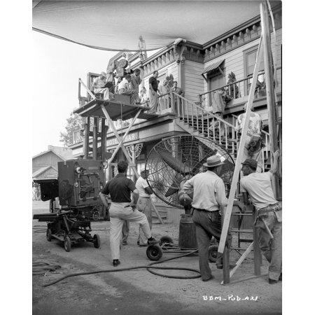 Behind the scenes of Best of the Badmen Photo