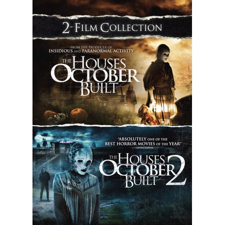 October 30 Halloween Eve (The Houses October Built / The Houses October Built 2)