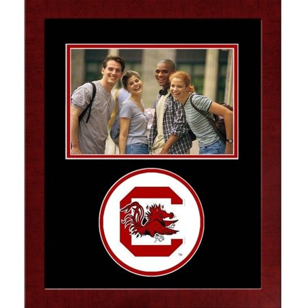 South Carolina Gamecocks Spirit Photo Frame  Horizontal