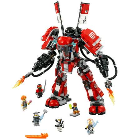 Lego Ninjago Fire Mech 70615