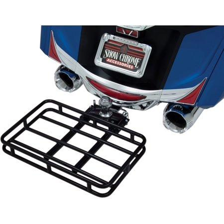 Show Chrome Universal Trailer Hitch Rack    52-828 ()
