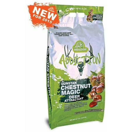 Mossy Oak Biologic Addiction Chestnut Magic Deer Attractant  20Lb