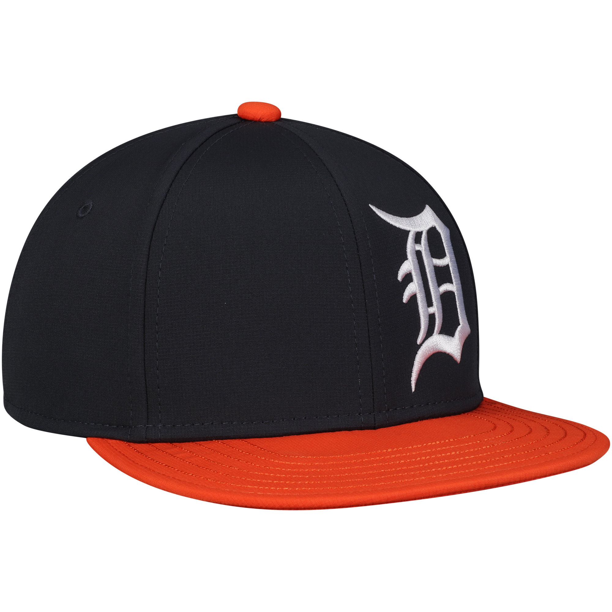 fb9f810c622 Detroit Tigers Under Armour Youth Big Logo Snapback Adjustable Hat - Black  - OSFA - Walmart.com