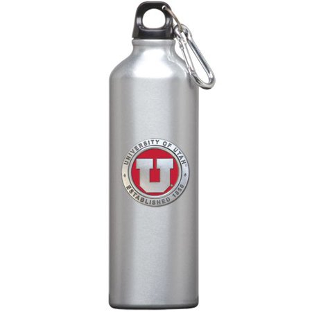 - Utah Utes Stainless Steel Water Bottle