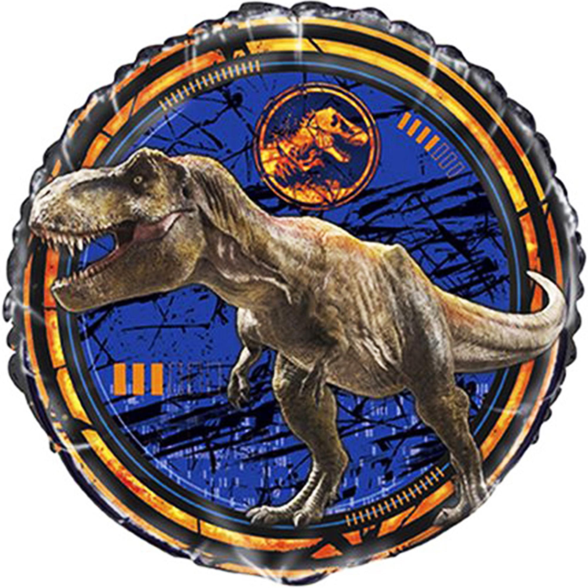 "Jurassic World Raptor Foil Balloon 18"" ( Each )"