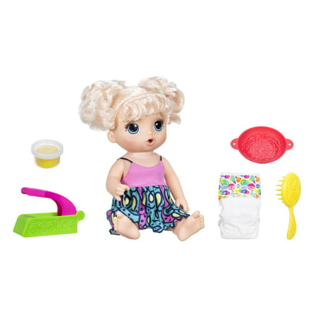 Baby Alive Clothes At Walmart Gorgeous Baby Alive Super Snacks Snackin' Noodles Baby Walmart