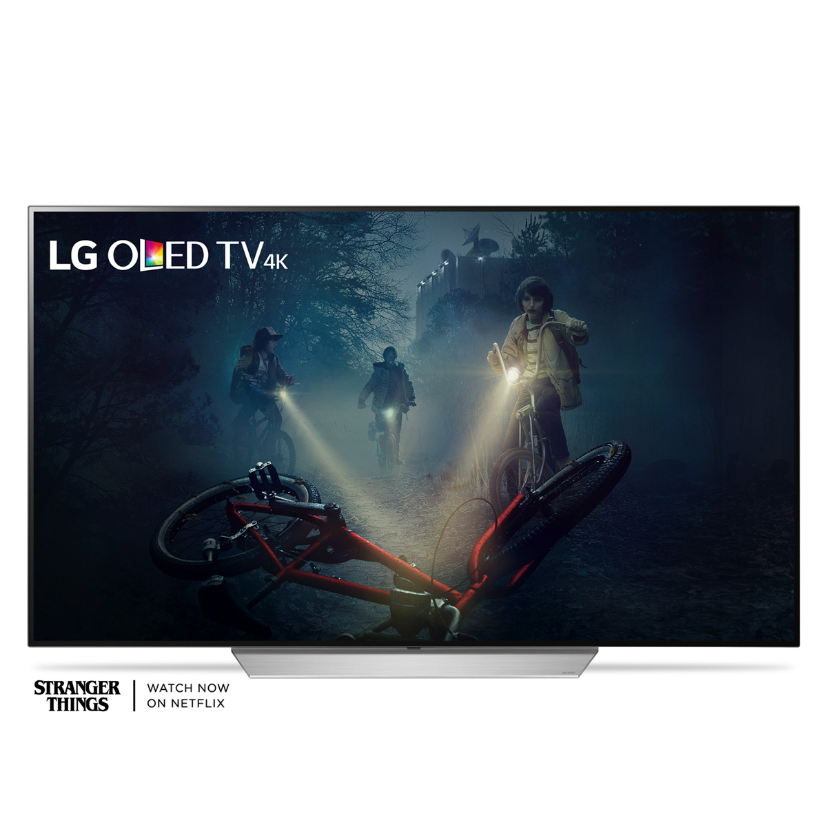 "LG OLED65C7P - 65"" C7 OLED 4K HDR Smart TV (2017 Model)"