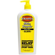 Best Cream For Dry Skins - O'Keeffe's K0120030 Skin Repair Pump Bottle, 12 oz Review
