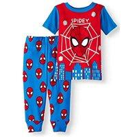 Spiderman Spidey Spider Man Toddler Boys Pajamas (9m)