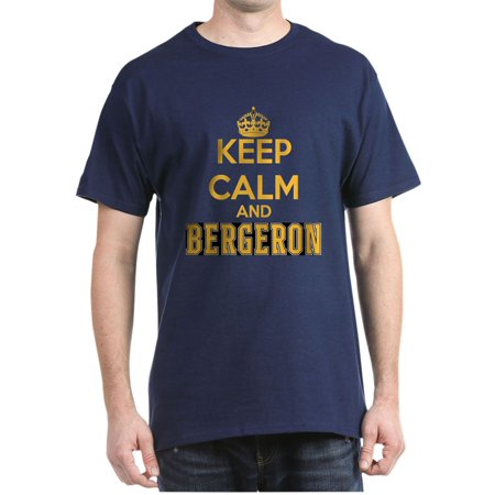 Keep Calm And Bergeron Tee T-Shirt - 100% Cotton