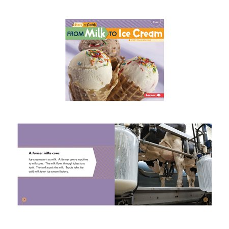 Start Finish Milk To Ice Cream Bk - image 1 of 1