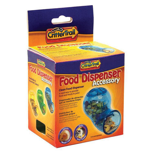 Super Pet Crittertrail Food Dispenser (Set of 2)
