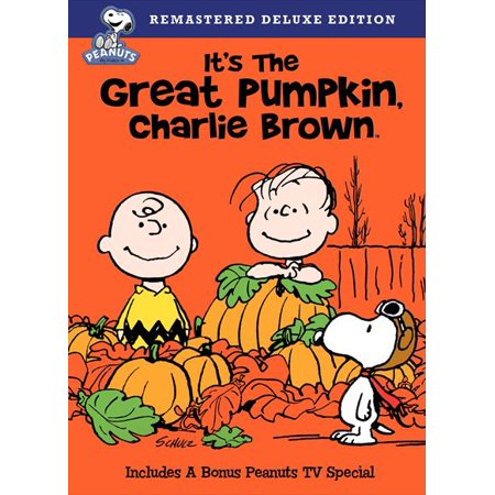 It's the Great Pumpkin, Charlie Brown (1966) 11x17 Movie - Orange You Glad It's Halloween Amber Brown
