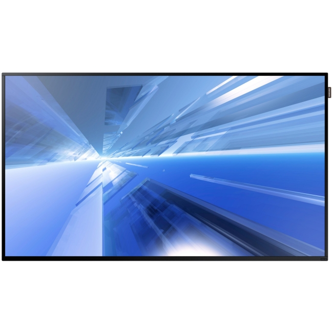 "Samsung DM55E 55"" Slim Full HD Direct-Lit LED Display"