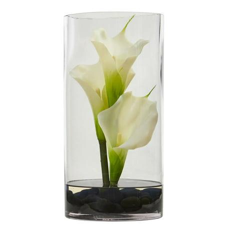 Nearly Natural Calla Lily - Nearly Natural 12