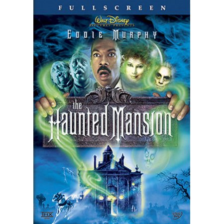 The Haunted Mansion (DVD) - The Haunted Tree