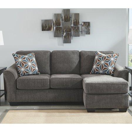 Benchcraft Brise Queen Sofa Chaise Sleeper Walmart Com