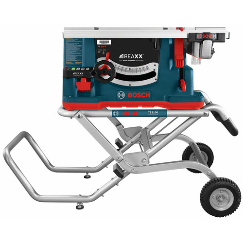 Bosch TABLE SAW 10IN WORKSITE W/STND