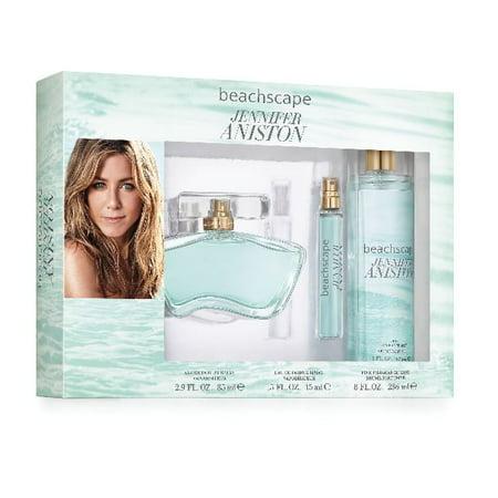 Jennifer Aniston Beachscape Fragrance Gift Set For Women  3 Pc
