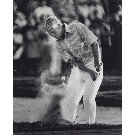 Jack Nicklaus 8x10 Golf Photo (Jack Nicklaus playing golf at Palm Beach in Florida Photo Print )