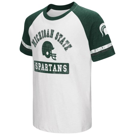Youth Short Sleeve Michigan State University Graphic Tee
