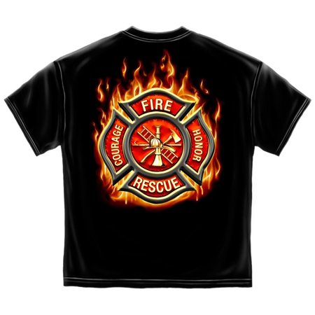 Cotton Firefighter Classic Fire Maltese