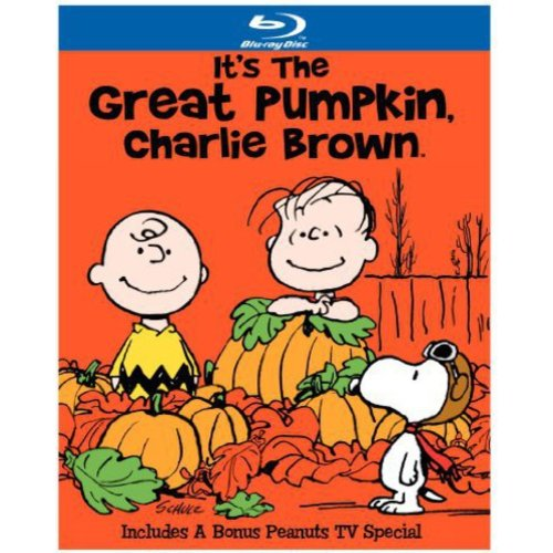 It's The Great Pumpkin Charlie Brown (Blu-ray)