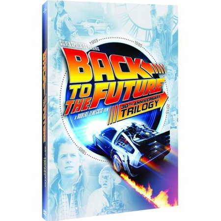 Back To The Future  30Th Anniversary Trilogy  With Instawatch   Widescreen