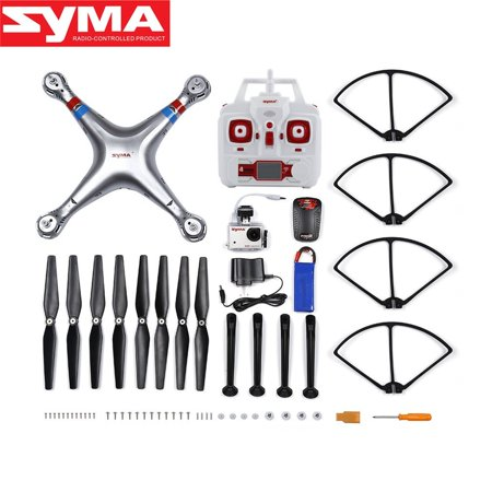 8Mp Camera 2 4G 4Ch 6 Axis Gyro Remote Control Quadcopter Drone For Syma X8g