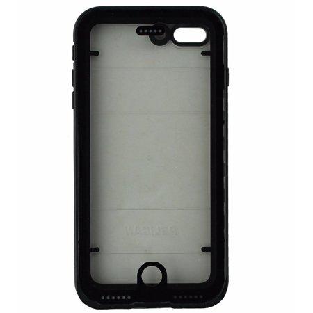 huge discount 3d46f aff86 Pelican Marine Waterproof Case iPhone 8 7 Plus C24040-001A-BKCL - Black /  Clear (Refurbished)