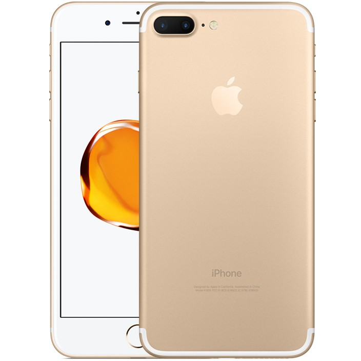 Refurbished Apple Iphone 7 256GB GSM Unlocked Smartphone - Gold