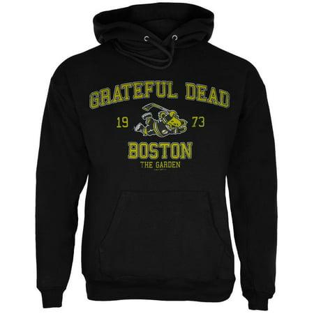 Grateful Dead - Bobby Bear Boston Pullover Hoodie Black MD