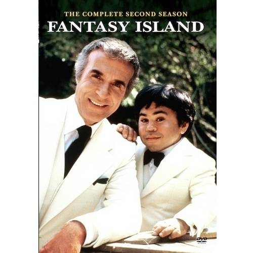 Fantasy Island: The Complete Second Season (Full Frame)