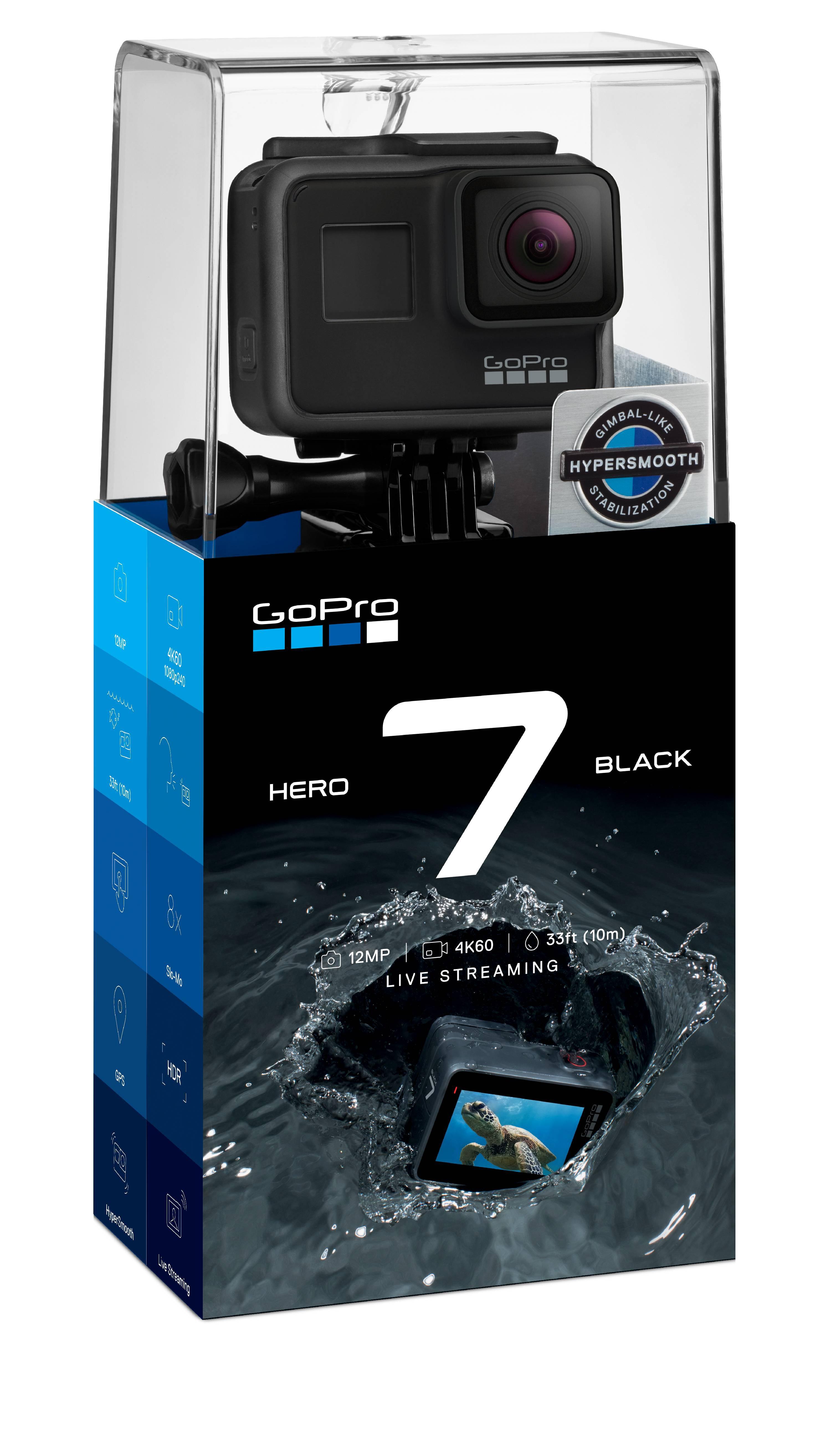 Gopro Hero7 Black Walmart Com Walmart Com