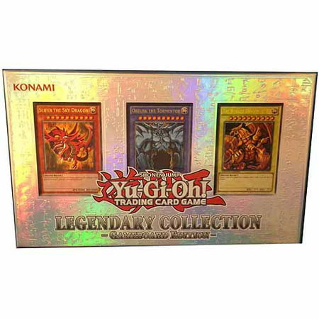 Best Cards Autographed Card - Yugioh Trading Card Game Legendary Collection Box Edition