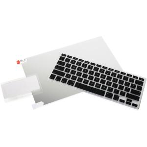 Iogear Shield+Protect: 13' Macbook Air Keyboard Skin and Screen Protector by IOGEAR
