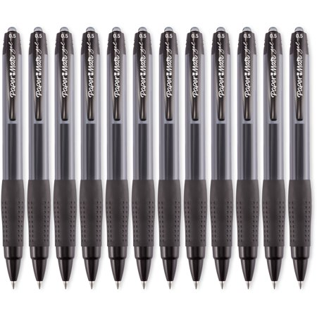 Paper Mate, PAP1753362, Retractable Pigmented Gel Ink Pens, 12 / (Pigment Ink Pen)