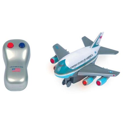 Air Force Plate - Daron Worldwide Trading Inc. Medium Air force One 1 Hand Radio Control Plane
