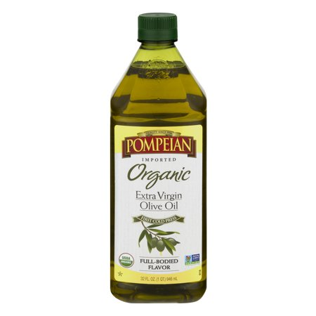 - Pompeian® Organic Extra Virgin Olive Oil 32 fl. oz. Bottle