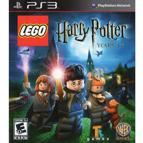 Lego Harry Potter: Years 1-4 (PS3) - Pre-Owned