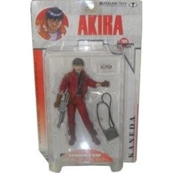 McFarlane Toys 3D Animation From Japan Series 1 Action Figure Akira Kaneda by