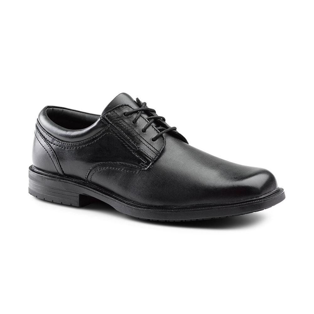 keuka suregrip mens host dress slip resistant work shoes